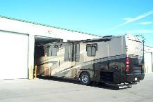 Units large enough for rv storage